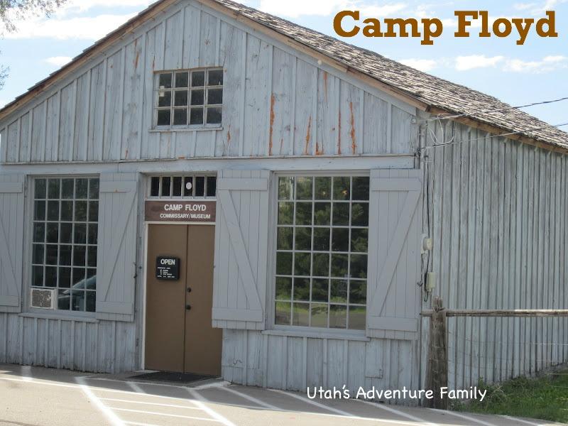 Camp Floyd 1