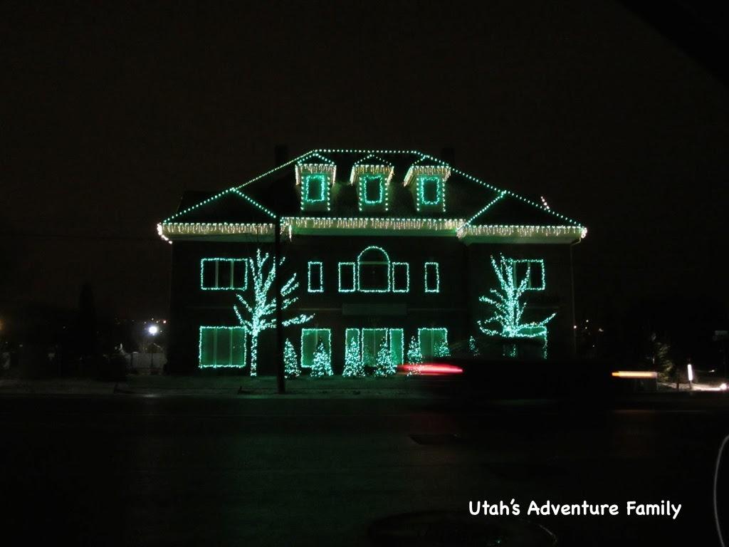 Spanish Fork Christmas Lights