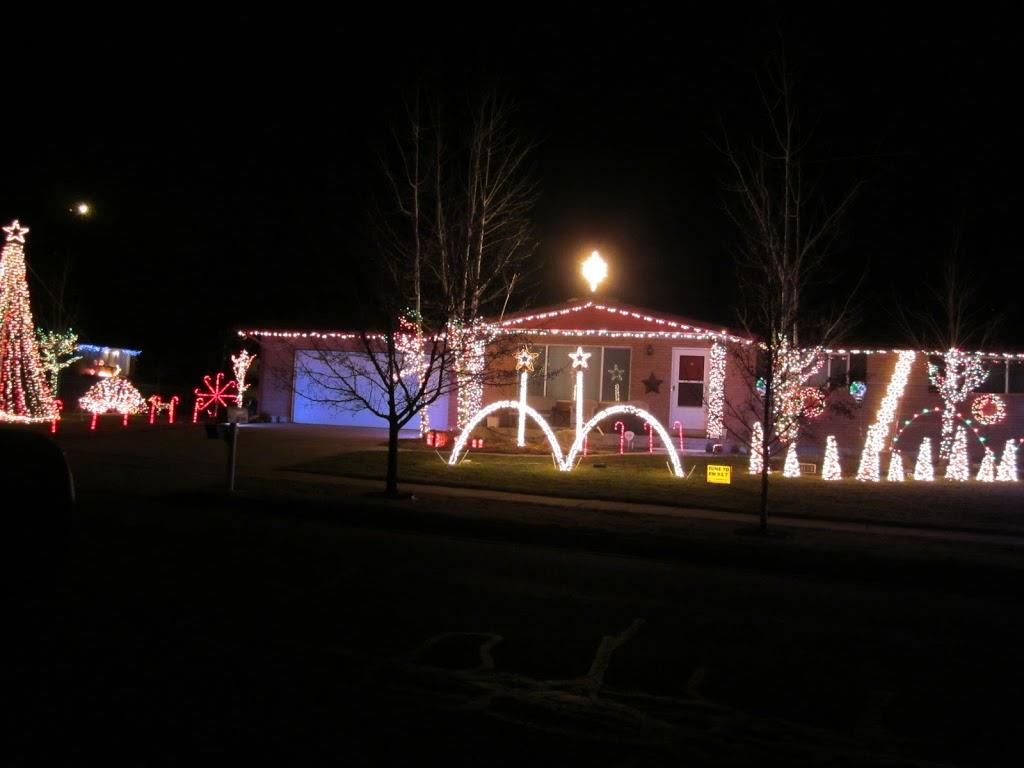 All Those Lights in Ogden - Utah\'s Adventure Family