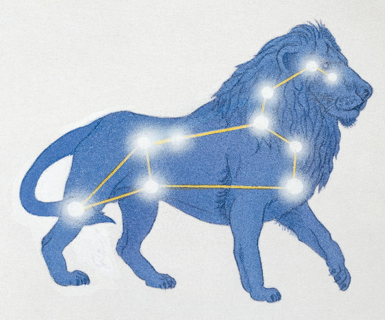 Find Leo Constellation and Regulus - Utah's Adventure Family