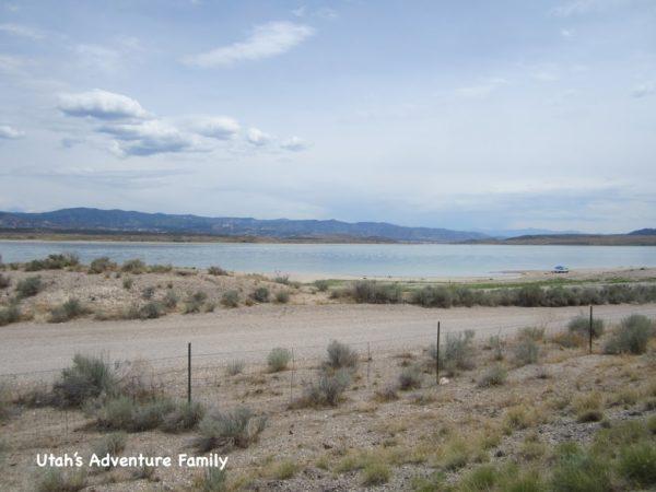View of Yuba Lake