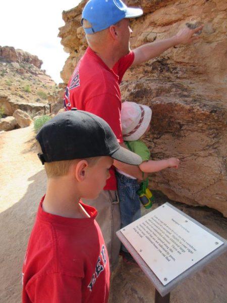 Mill Canyon Interpretive Trail