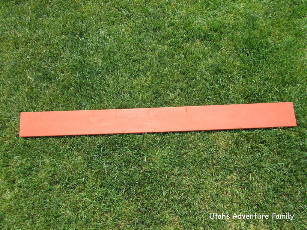 You'll need 22 of these: 2x6's that are 5 feet long.
