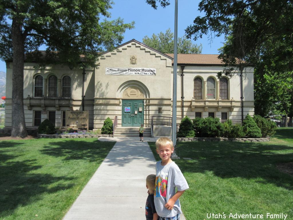 Provo Daughters of the Utah Pioneers Museum