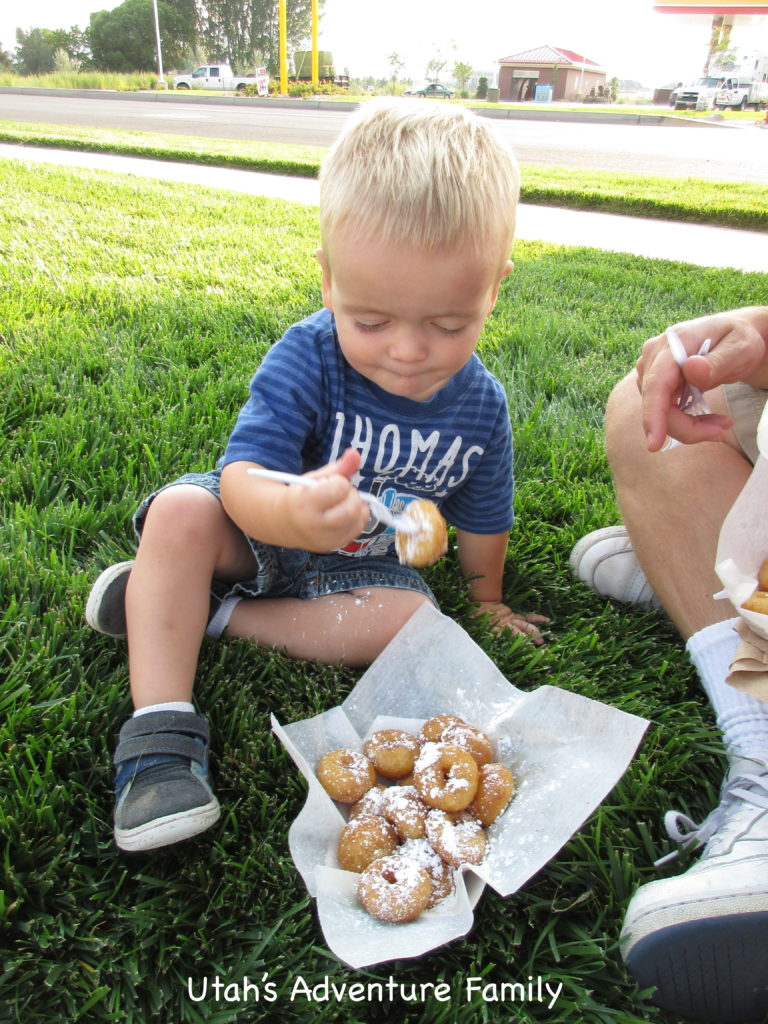 Our two year old loved the French Toast donuts. They were SO good!