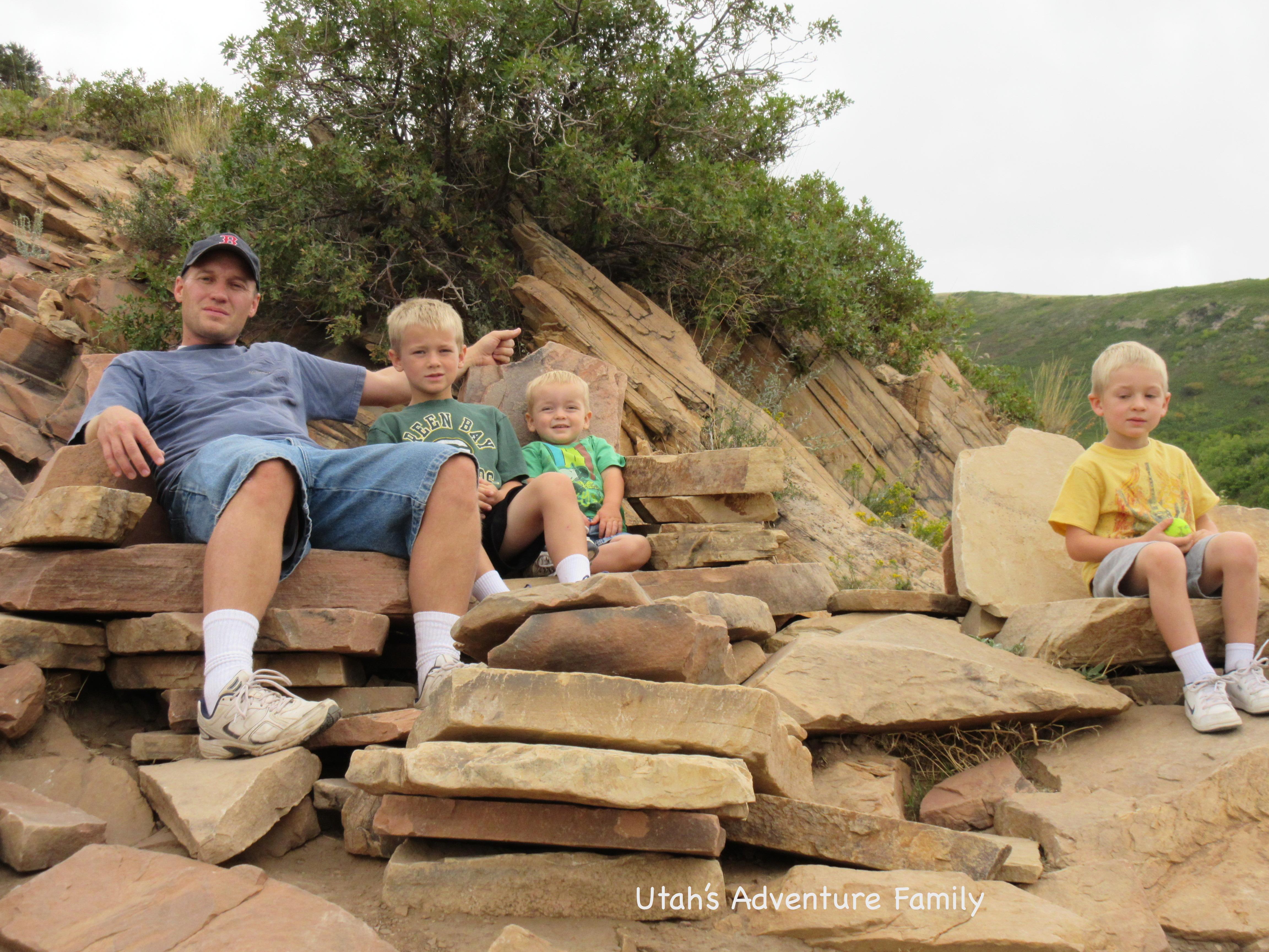 Utahu0027s Adventure Family