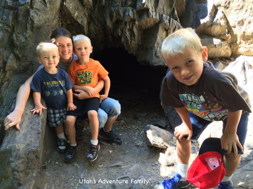 Ledgemere Cave