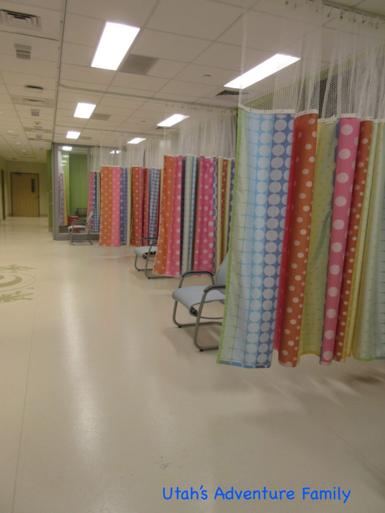 This looks way different than the dreary dialysis unit my mom went to.