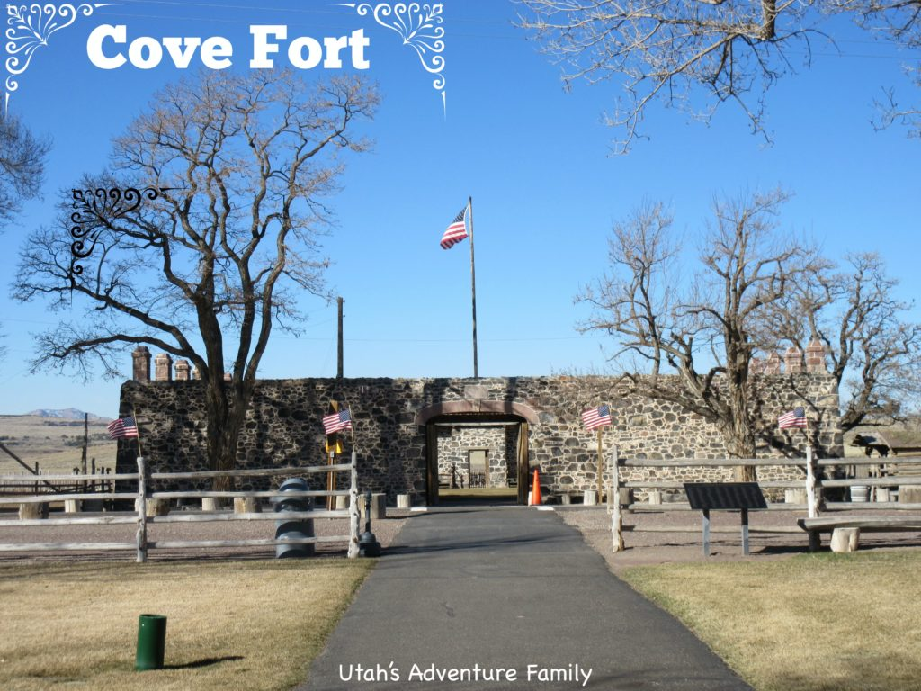 Cove Fort