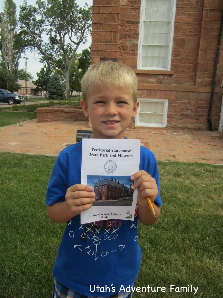 The Junior Curator pamphlet
