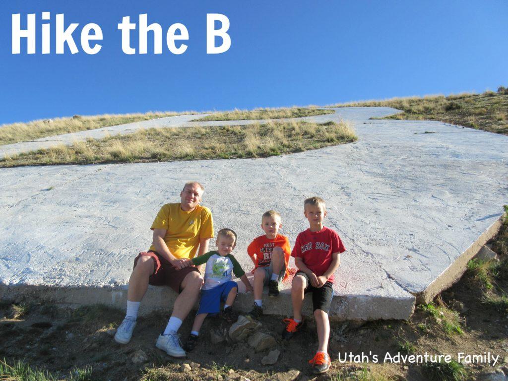 Hike the B