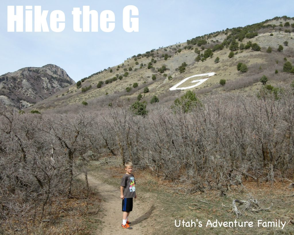 Hike the G