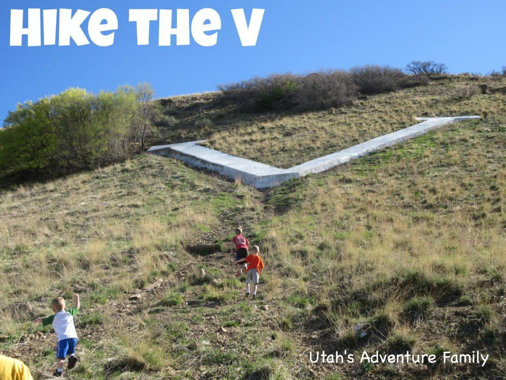 Hike the V