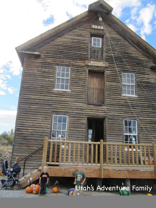 The Benson Grist Mill