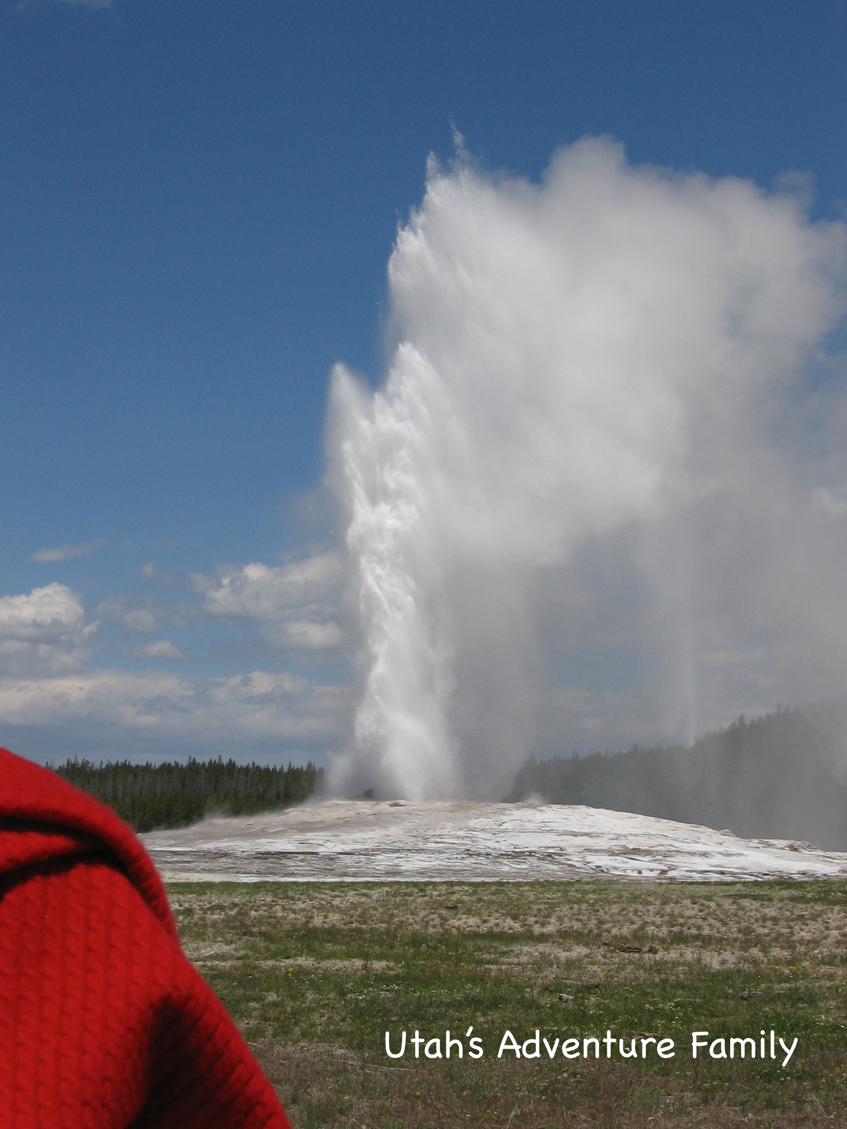 Old Faithful is a definite must see.