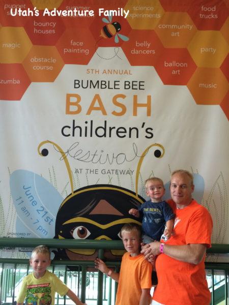 Bumble Bee Bash 2014
