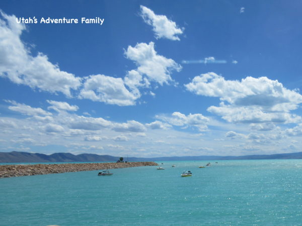Bear Lake...The Carribean of the Rockies.