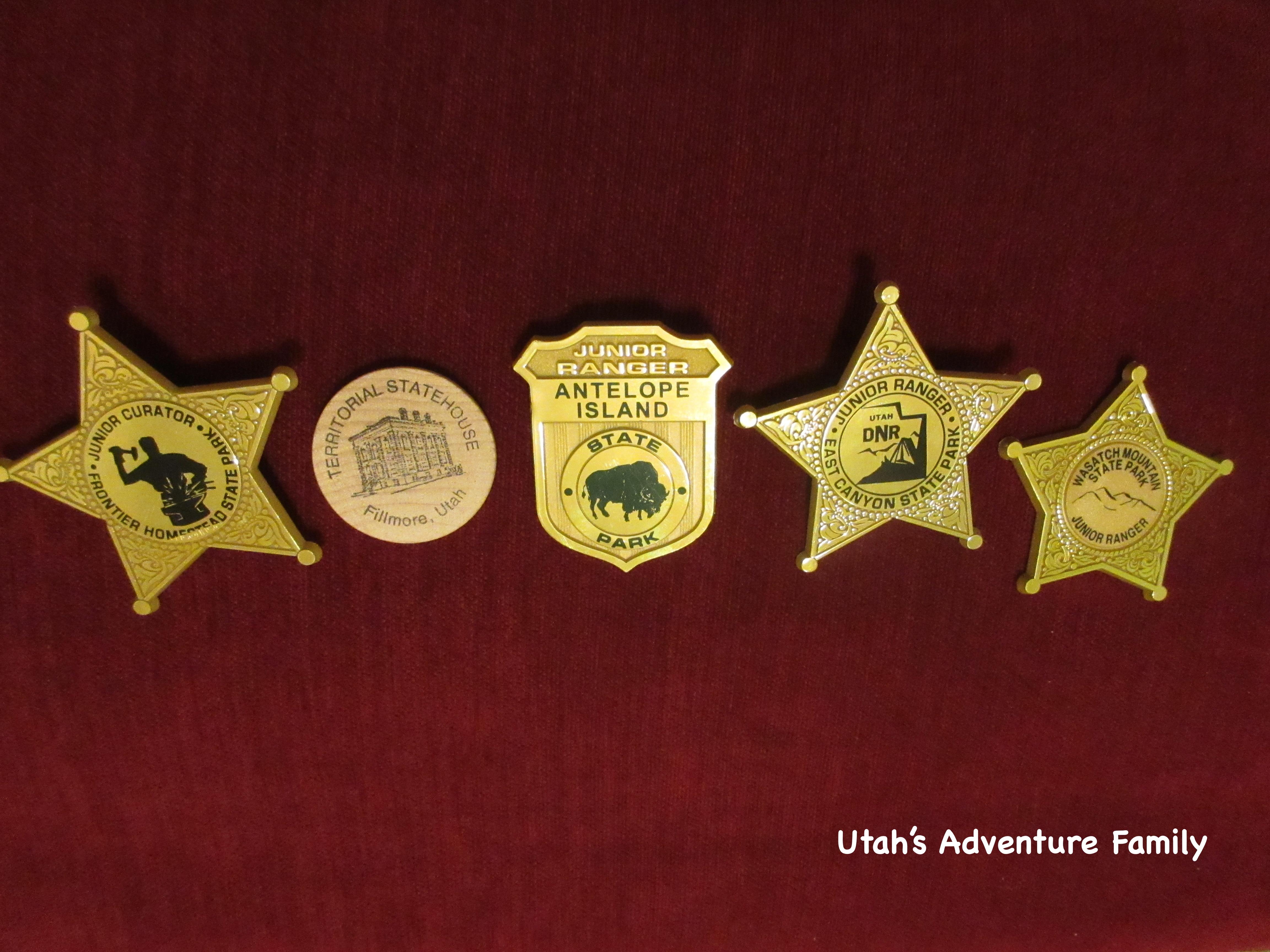 Utah Junior Rangers Utah S Adventure Family