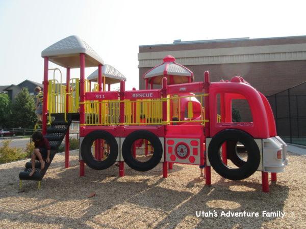 Firefighter's Park