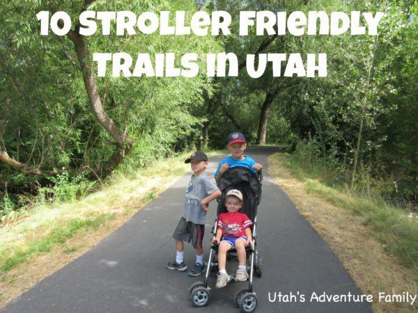 Stroller Friendly