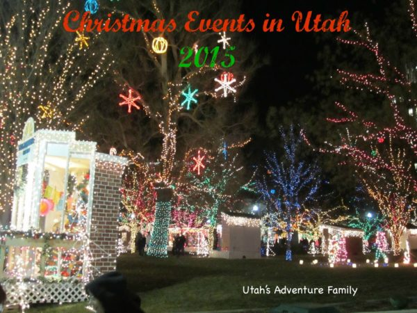 Christmas Events in Utah
