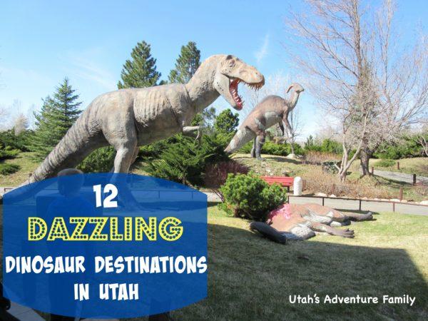 Dazzling Dinosaur Destinations