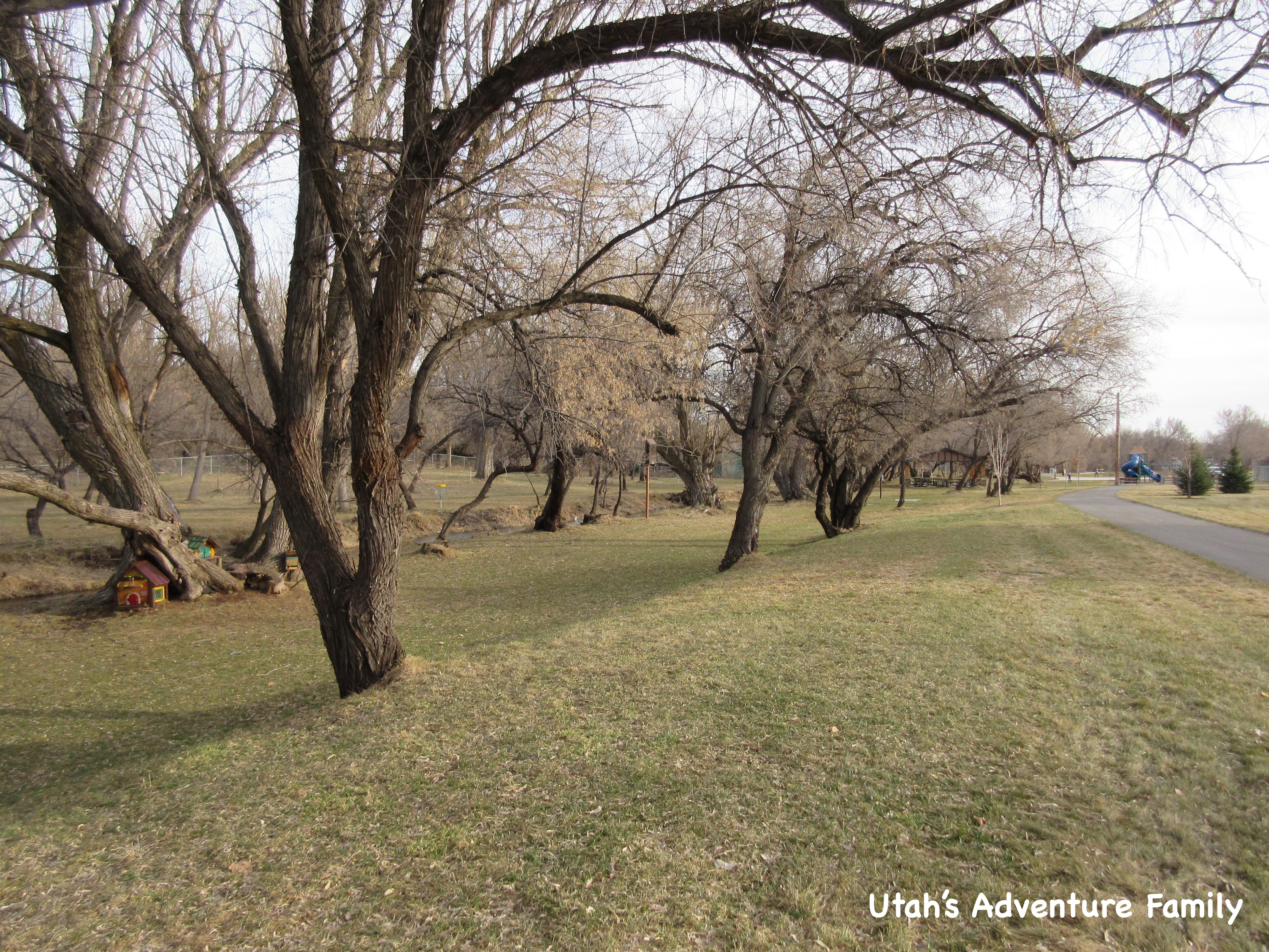 Dry Creek Trail Park and Frisbee Golf Course Utah s Adventure Family