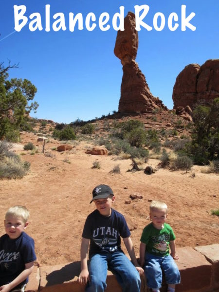 trekking for kids