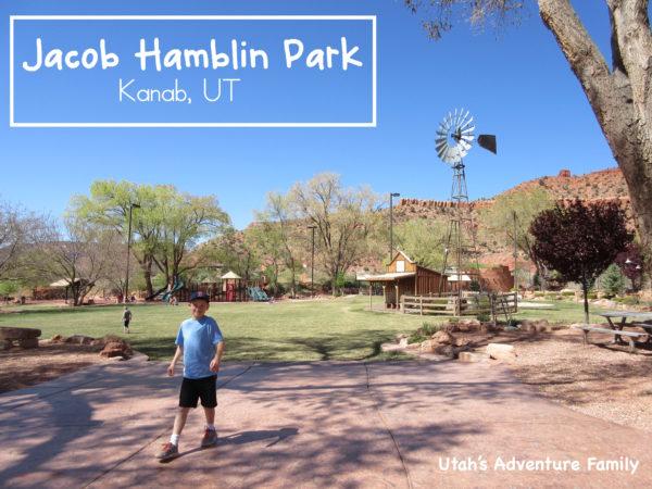 Jacob Hamblin Park