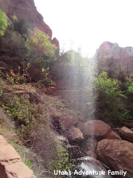 Emerald Pools Zion