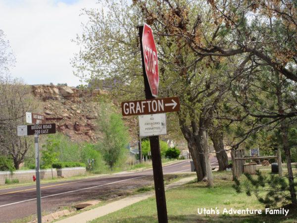 Grafton Ghost Town