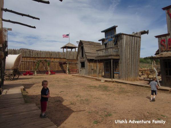 Fort Zion