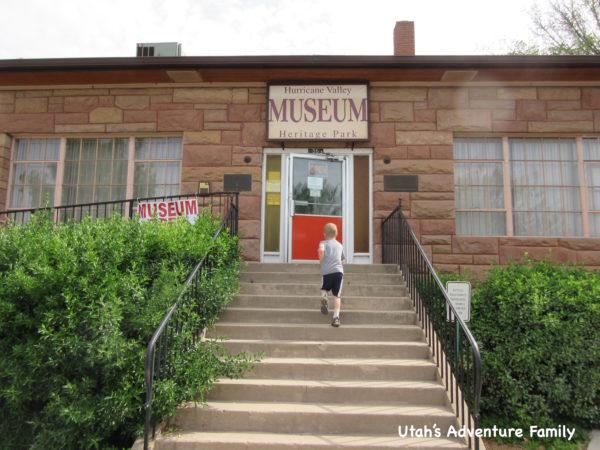 Hurricane Valley Heritage Park & Museum