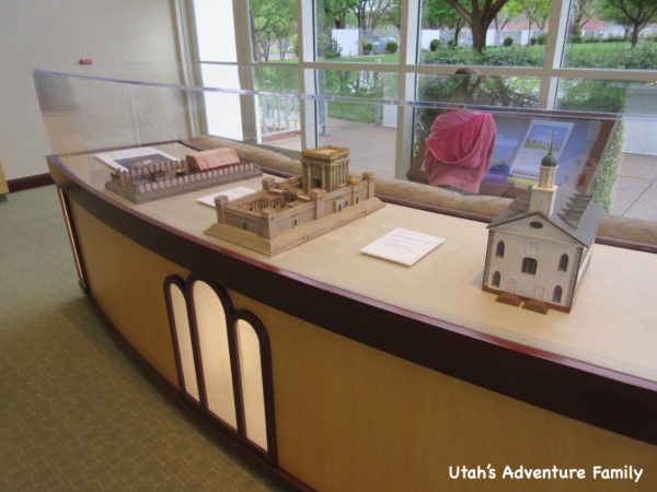 St. George Temple Visitor's Center