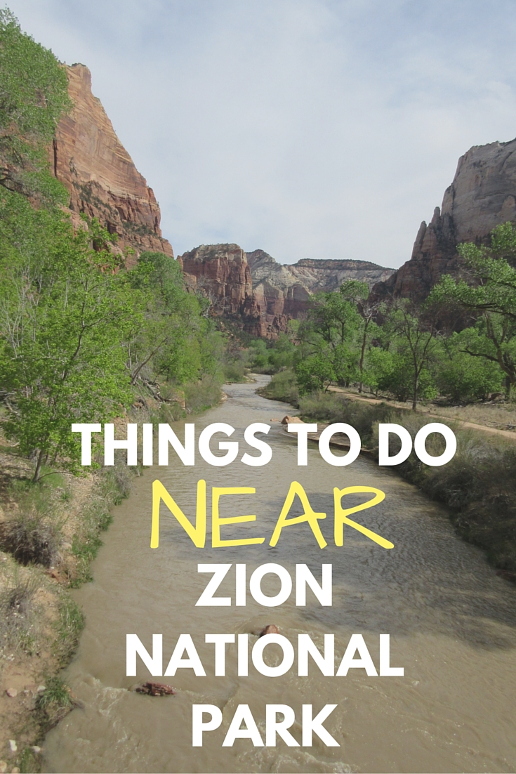 how to get to zion national park