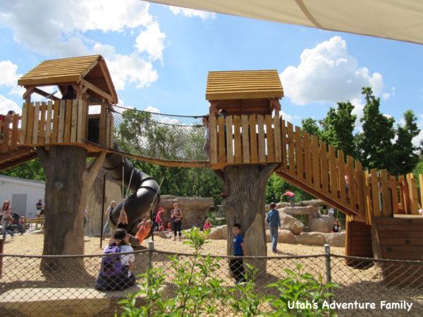 Hogle Zoo Playground 1