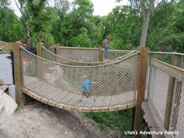 Hogle Zoo Playground 11