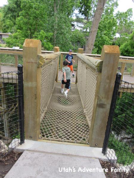 Hogle Zoo Playground 15