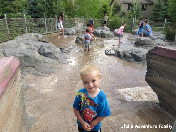 Hogle Zoo Playground 16