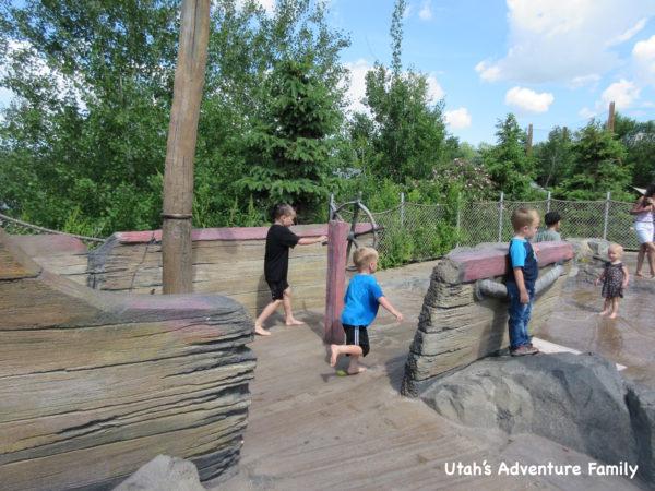 Hogle Zoo Playground 17