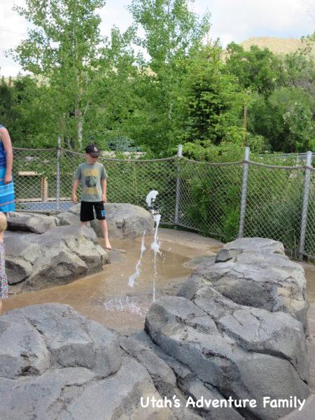 Hogle Zoo Playground 18