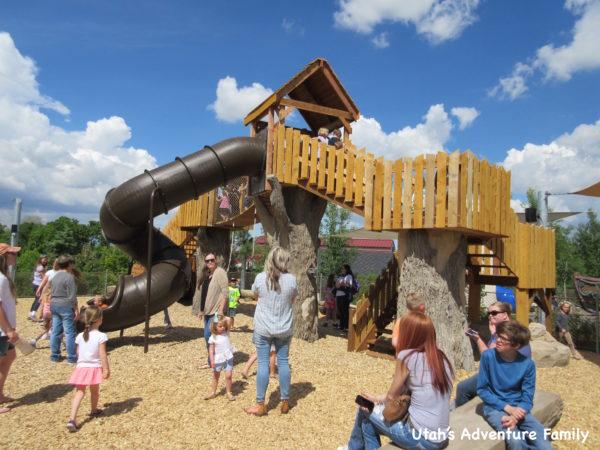 Hogle Zoo Playground 2