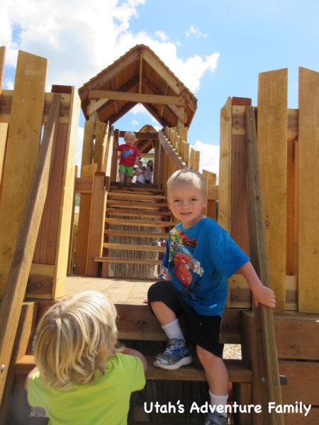 Hogle Zoo Playground 4