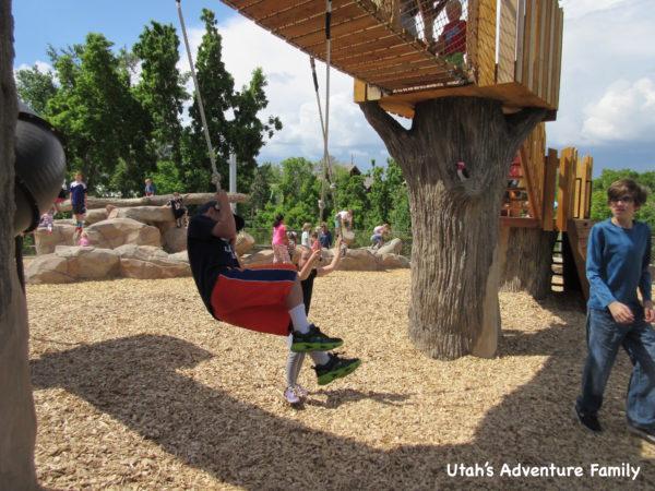 Hogle Zoo Playground 5