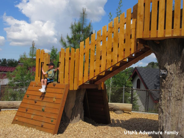 Hogle Zoo Playground 6