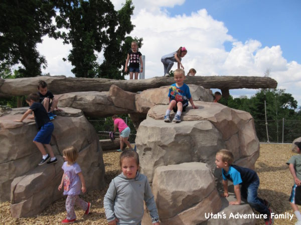Hogle Zoo Playground 7
