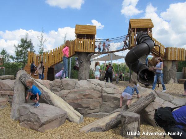Hogle Zoo Playground 8