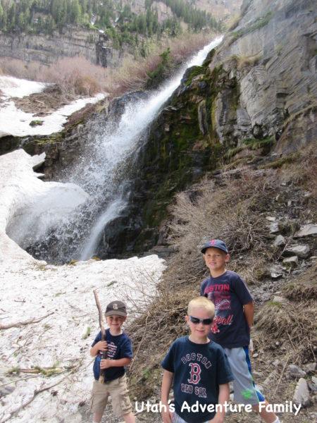 Timpanogos Falls 16