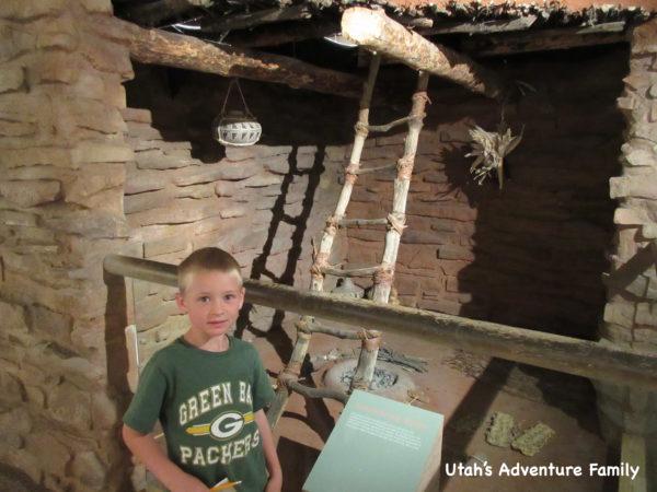 Anasazi State Park 1