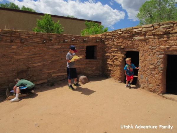 Anasazi State Park 4